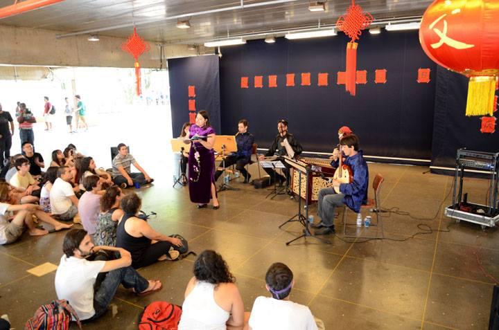 Festa do meio outono IC-Unicamp